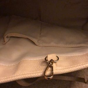 BCBG Paris Bags - BCBG Tan/Nude Tote Purse